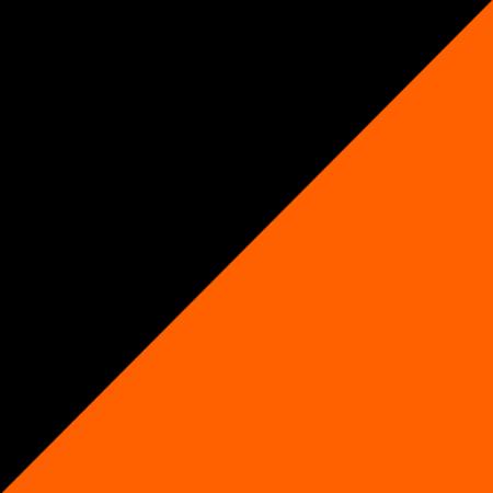 Nero/Arancio